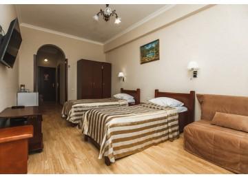 Стандарт 1-комнатный 2-местный ПК |Пансионат Горный воздух Лоо